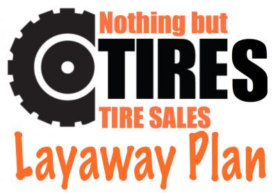 Nothing But Tires Layaway Edmonton Alberta
