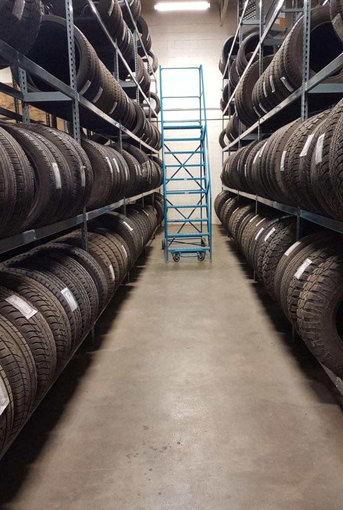Edmonton Tire Shop
